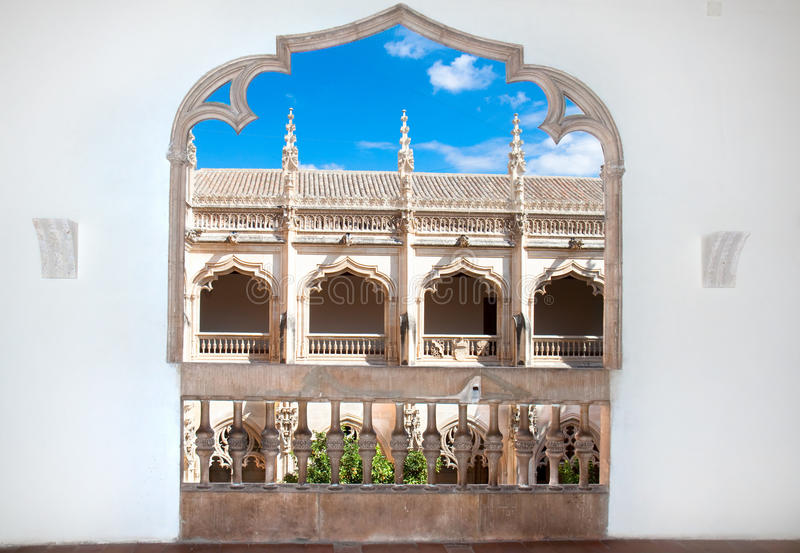 Balcony of Claustro de Saint Juan de los Reyes
