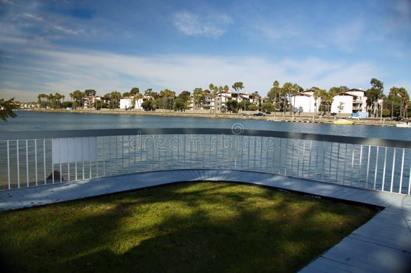Download Balcony Overlooking Ocean Royalty Free Stock Photos - Image: 1521118