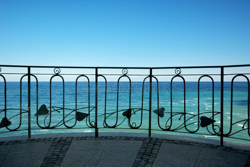 Download Balcony To The Sea Stock Images - Image: 16793774