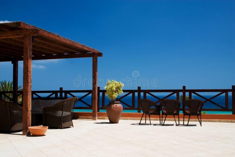 Balcony1 imagens de stock royalty free