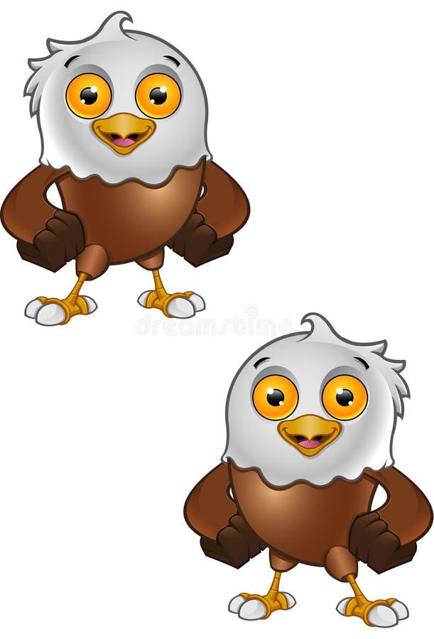 Bald Eagle Character Stock Photos