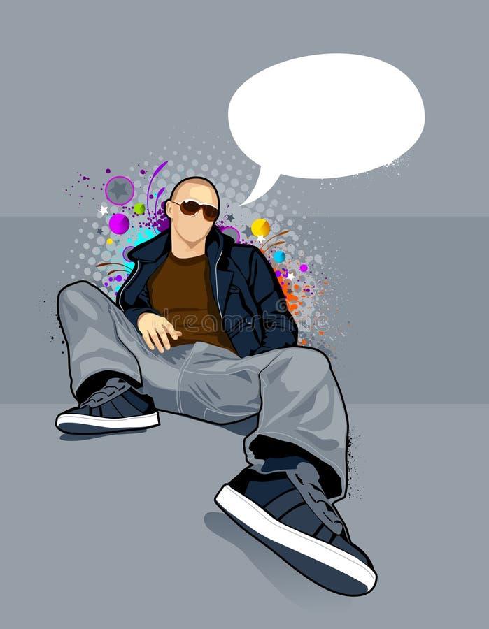Bald Man Stock Images