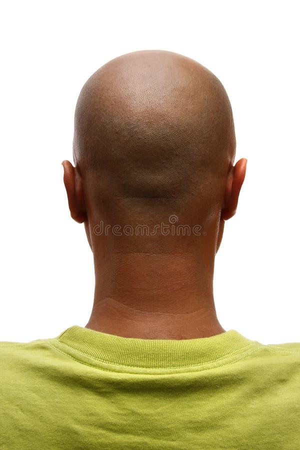 Bald Man Royalty Free Stock Photography