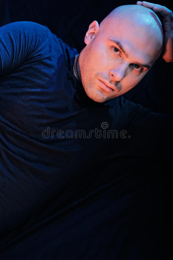 Download Bald Man Royalty Free Stock Photos - Image: 22690958
