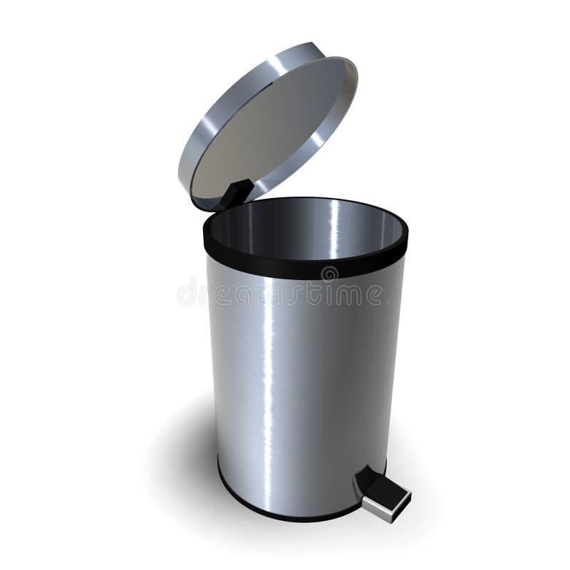 Balde do lixo