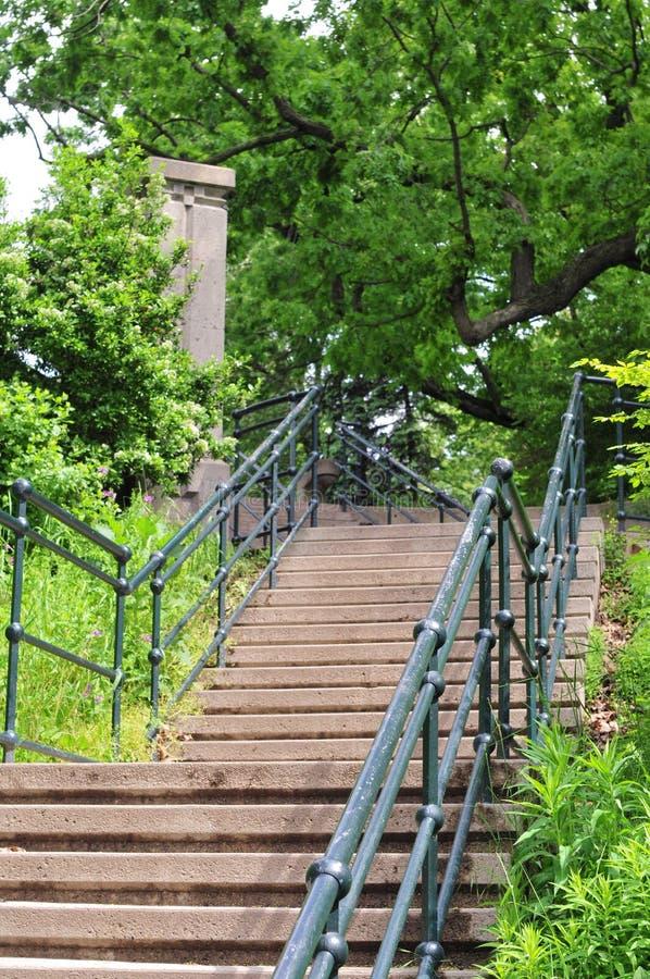 Baldwin Steps imagen de archivo