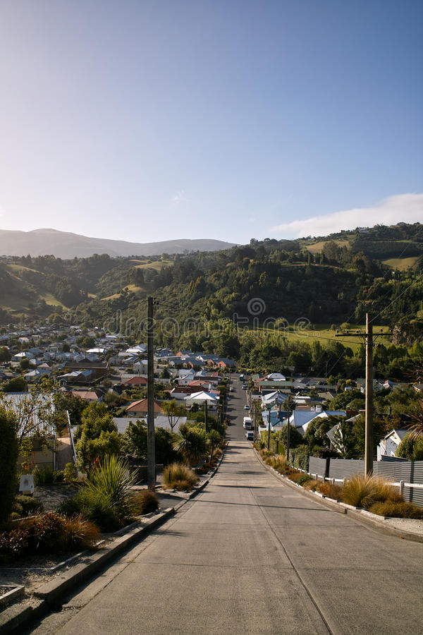 Download Baldwin Street stock photo. Image of house, record, tourism - 36228920