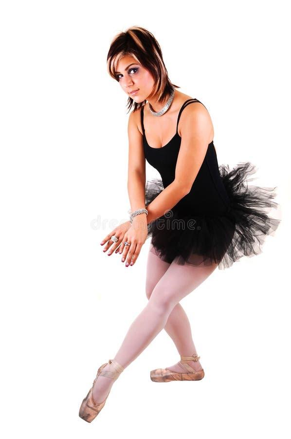 balerin potomstwa piękni dancingowi obrazy royalty free
