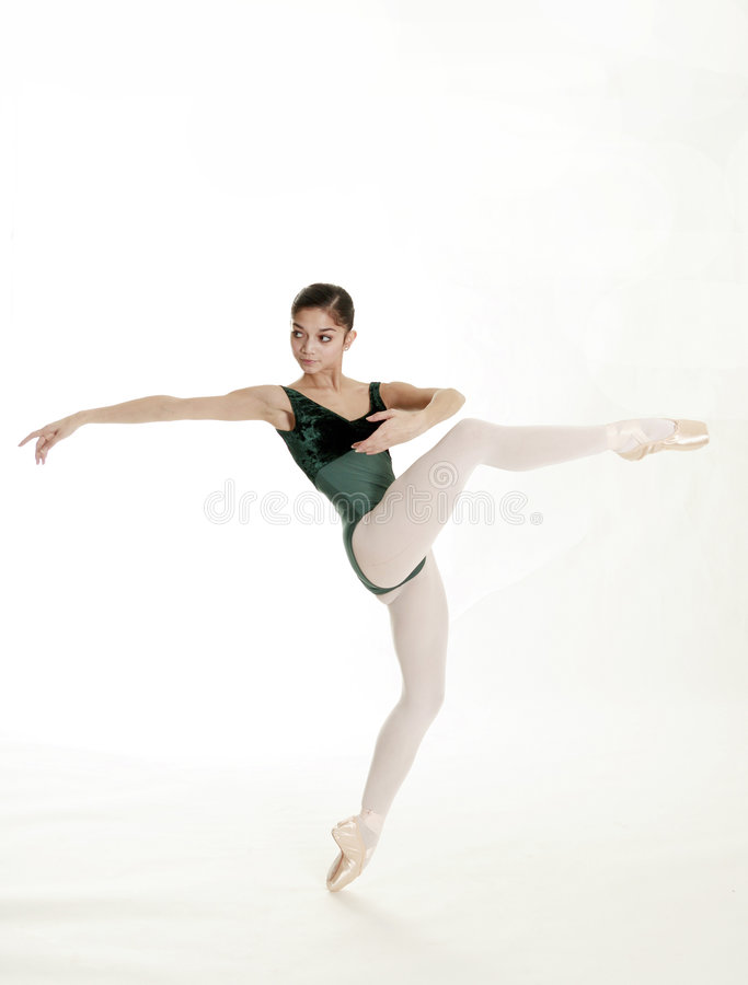 balerina obrazy stock