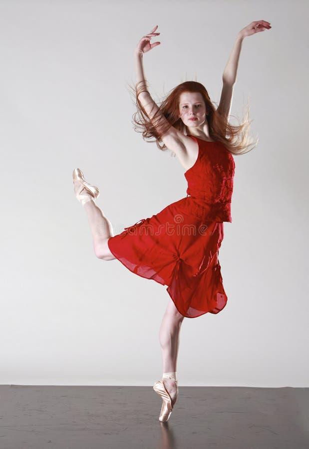 balerina zdjęcie stock