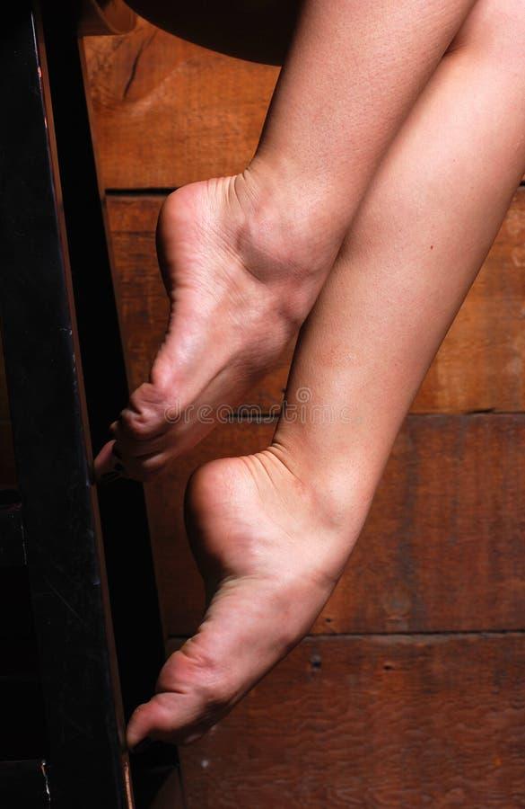 balerina cieki zdjęcie stock