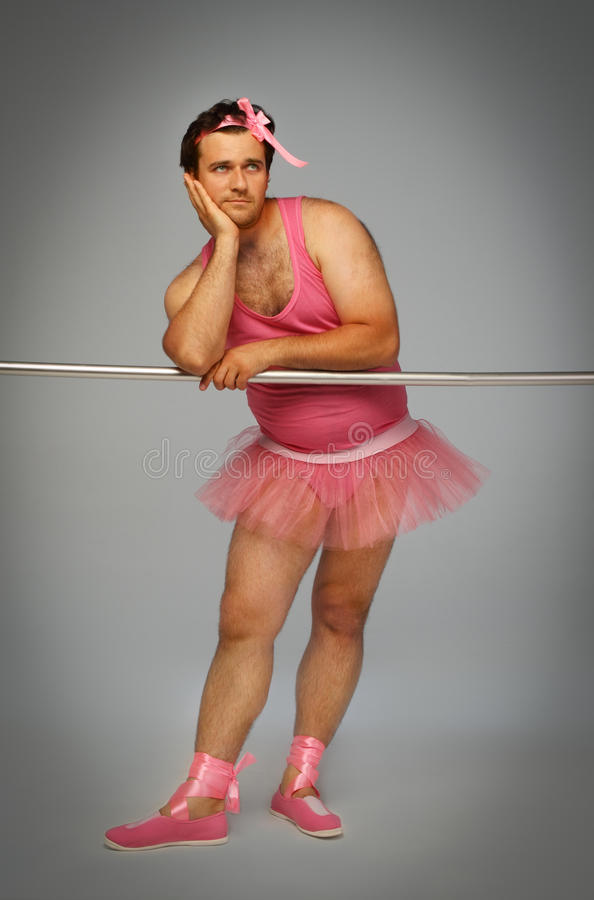 balerina szalona zdjęcie royalty free