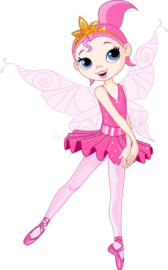 balerina taniec ilustracji
