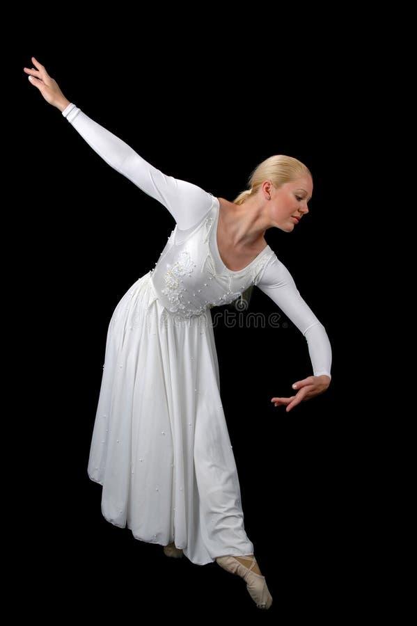 balerina taniec fotografia stock