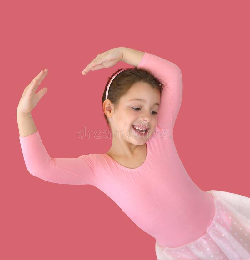 balerina trochę zdjęcie royalty free