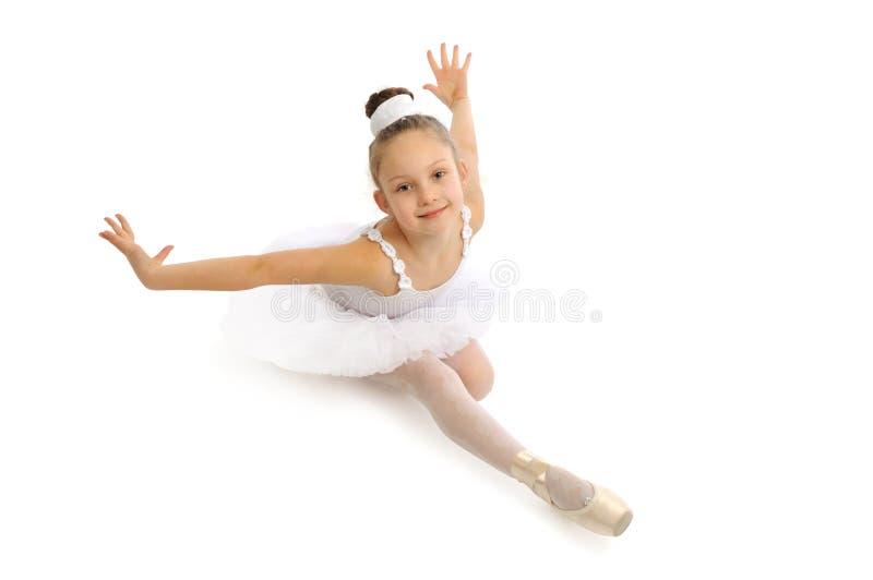 balerina trochę zdjęcie stock