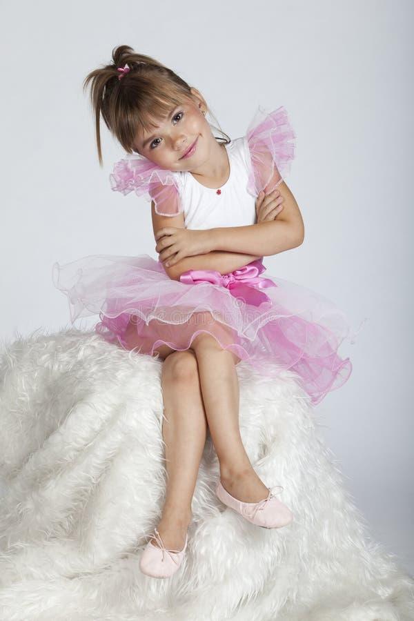 baleriny jaźń ufna mała target1152_0_ obrazy royalty free