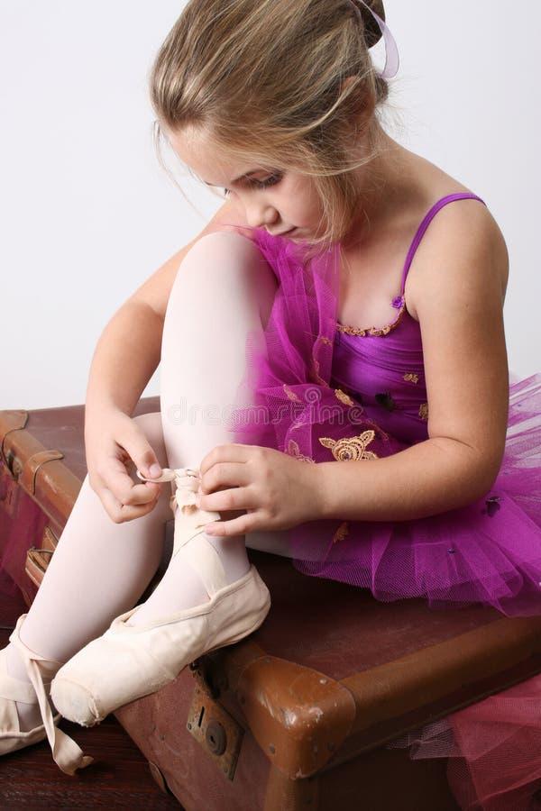 baleriny marzycielka obraz royalty free