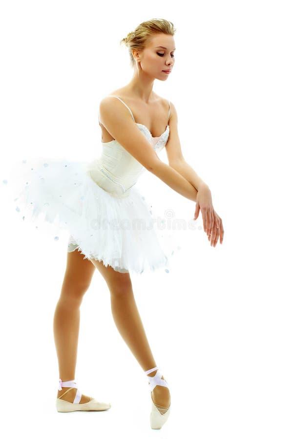 baleriny prima obraz royalty free