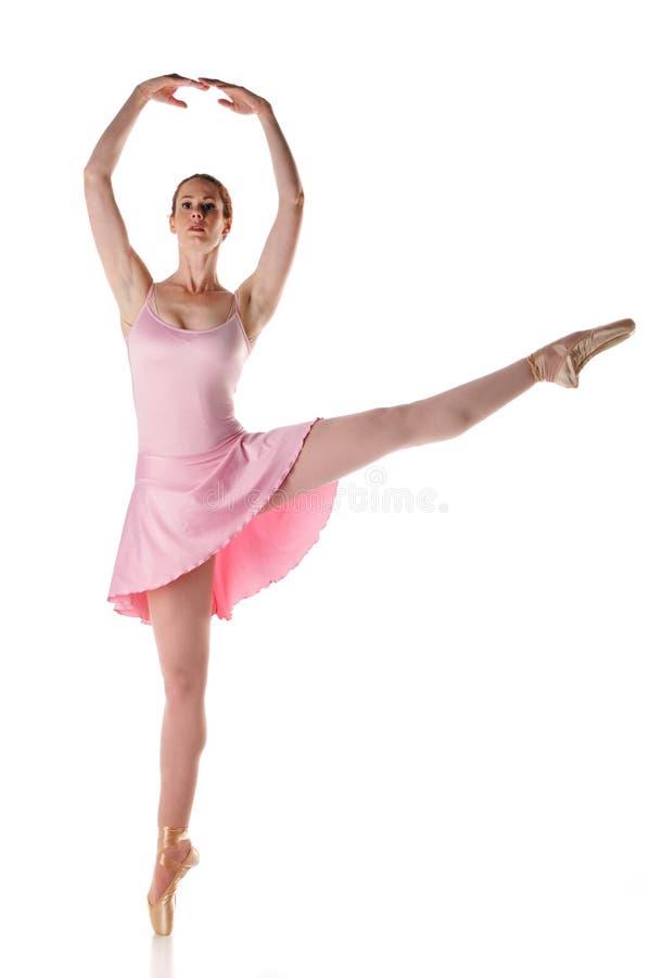 baleriny spełnianie fotografia royalty free