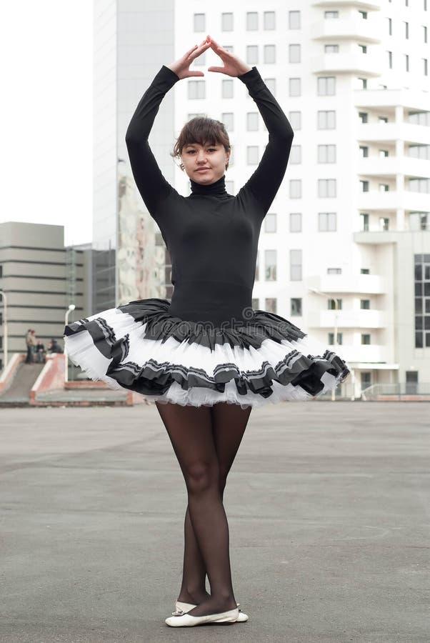 baleriny ulica obraz stock