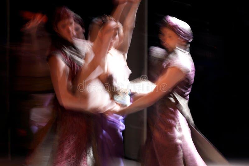balet zdjęcie royalty free