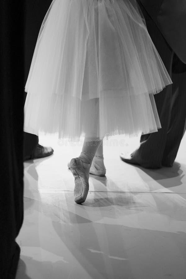 balet fotografia stock