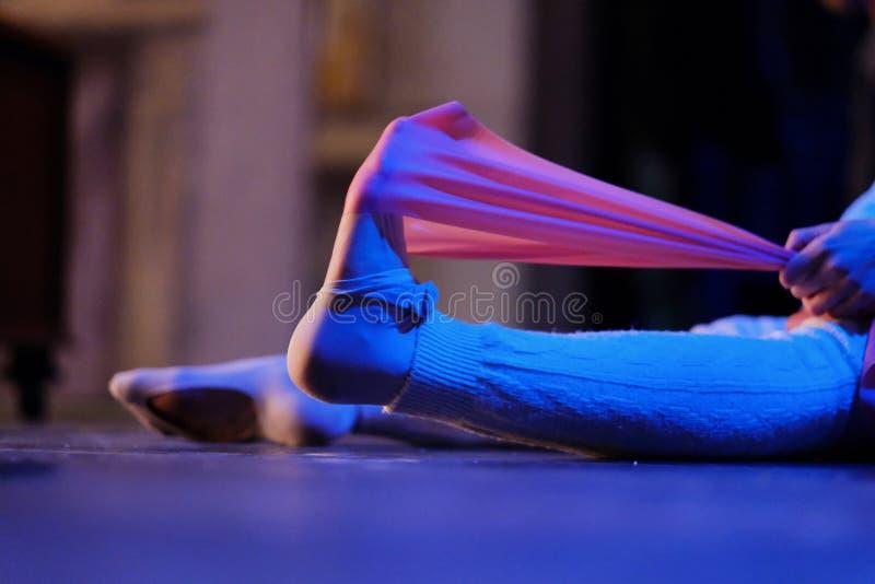 balet zdjęcie stock