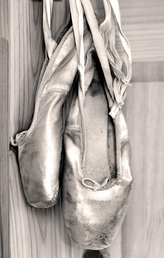 balet, noszących buty fotografia royalty free