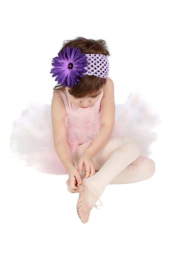 baletnicza dziewczyna fotografia stock