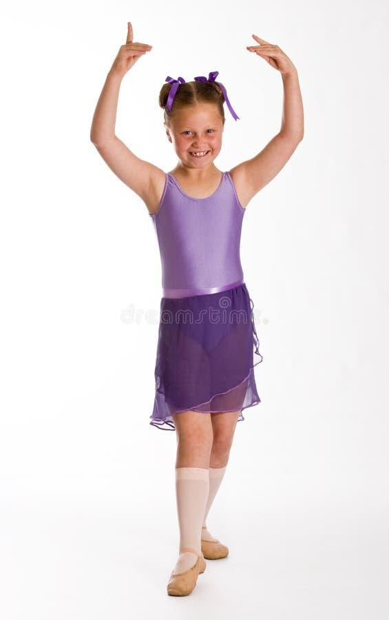 baletnicza dziewczyna obrazy royalty free