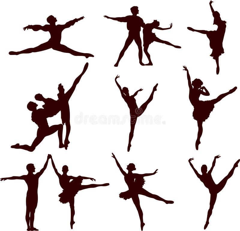 baletnicza sylwetka