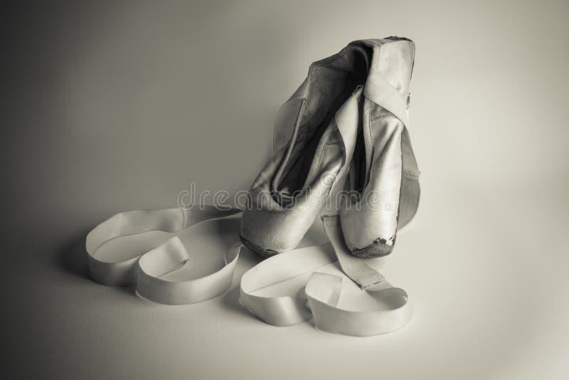 Baletniczy kapcie żadny 2 fotografia stock