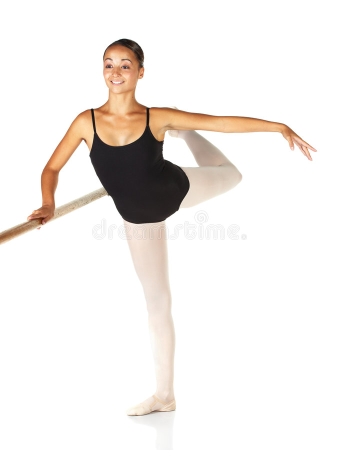 baletniczy kroki zdjęcie stock