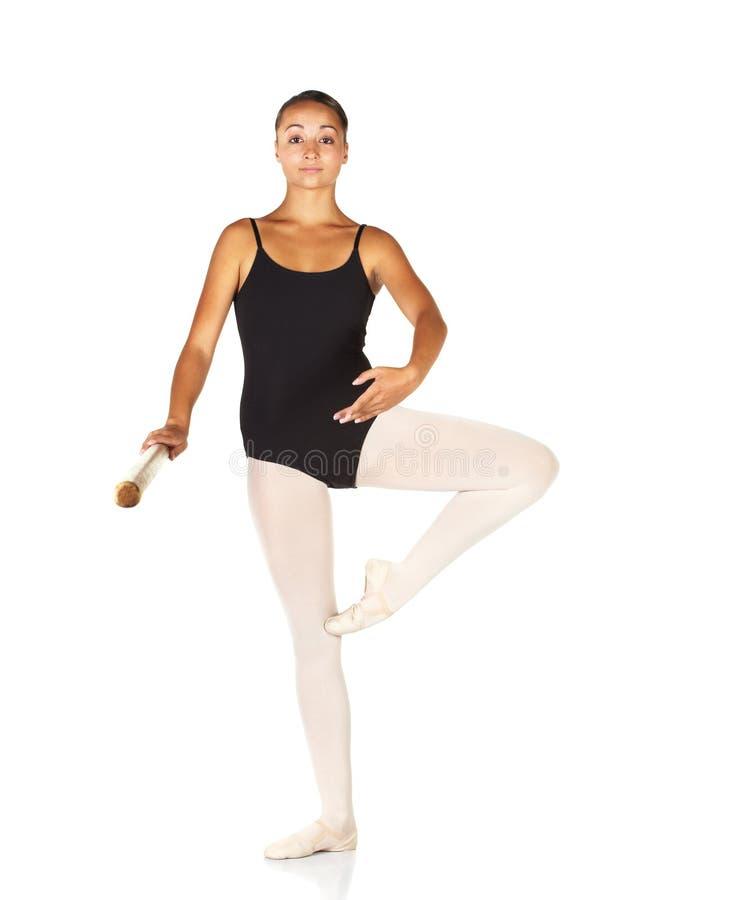 baletniczy kroki fotografia royalty free