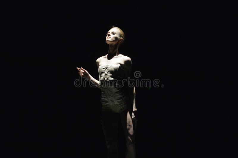 Baletniczy Romeo i Juliet obrazy royalty free