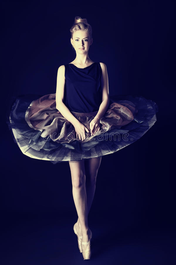 baletniczy tancerz zdjęcia royalty free