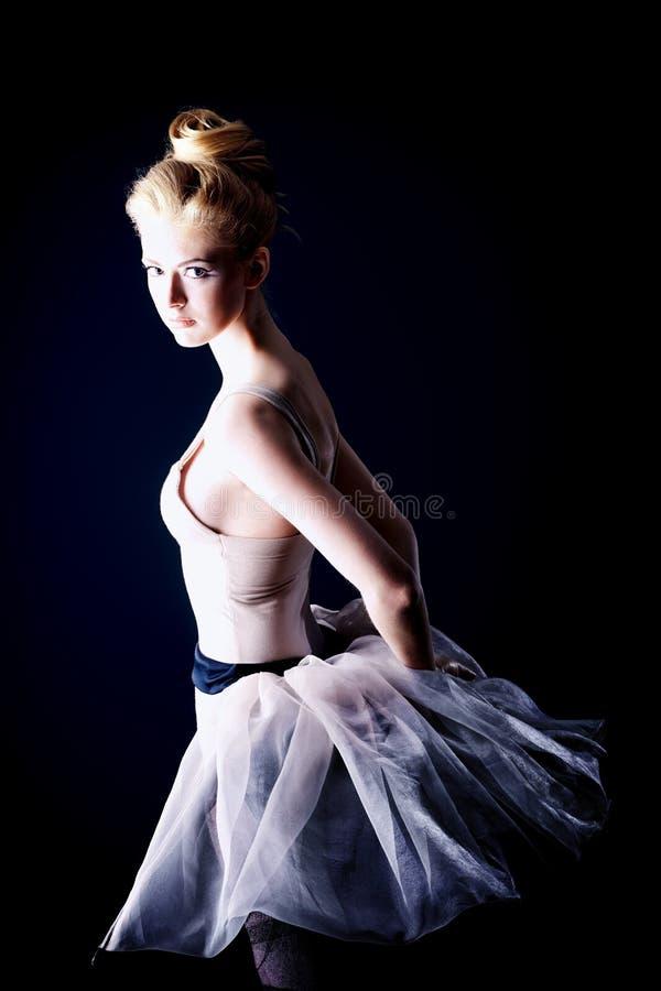 Baletniczy tancerz fotografia royalty free