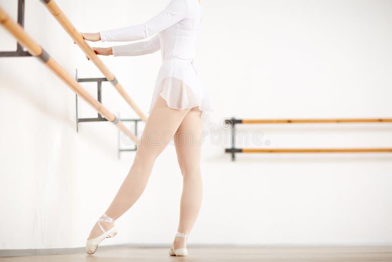 Baletniczy taniec obrazy royalty free