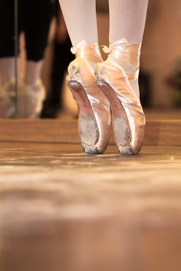 Balettdansör fotografering för bildbyråer