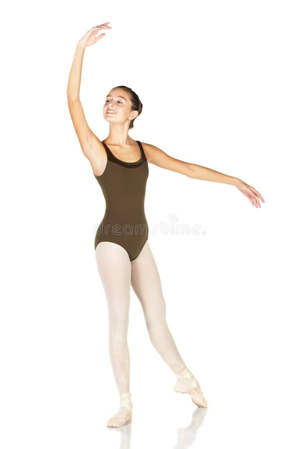 balettdansörbarn royaltyfria foton