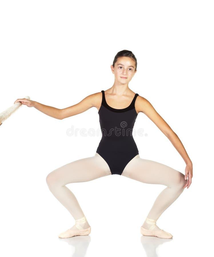balettmoment arkivfoton