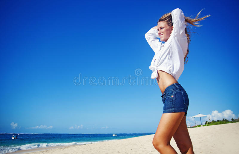Download Bali stock photo. Image of casual, outdoor, natural, happy - 25689050