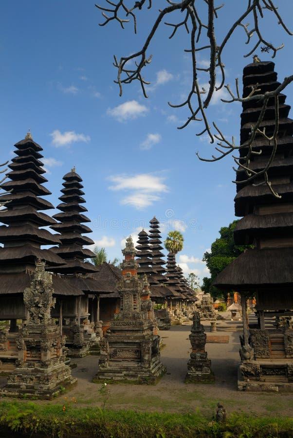 bali antyczna świątynia Indonesia fotografia stock