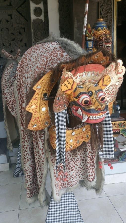 Bali Barong fotografia royalty free