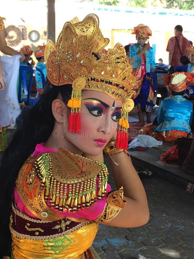 Bali bonito imagens de stock royalty free