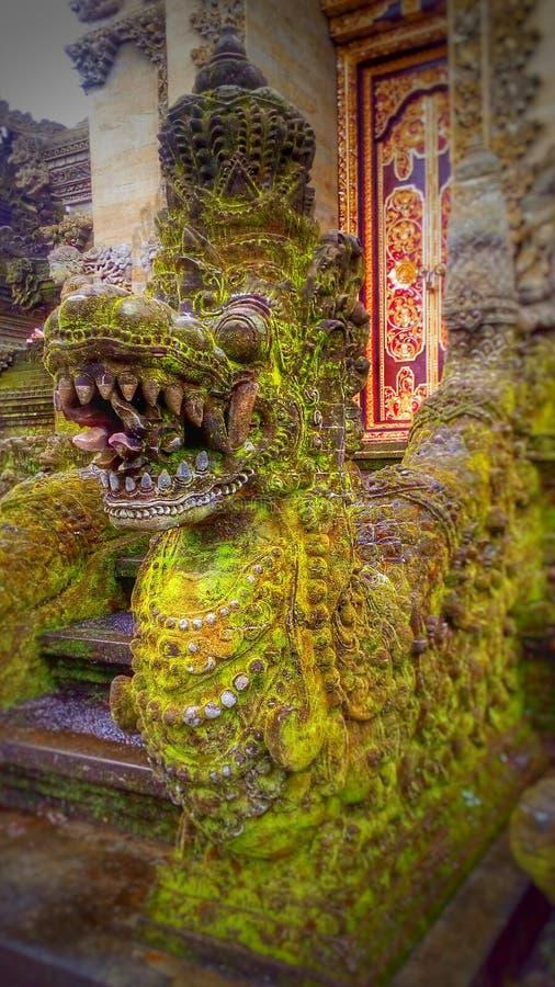 Bali Dragon stock photos