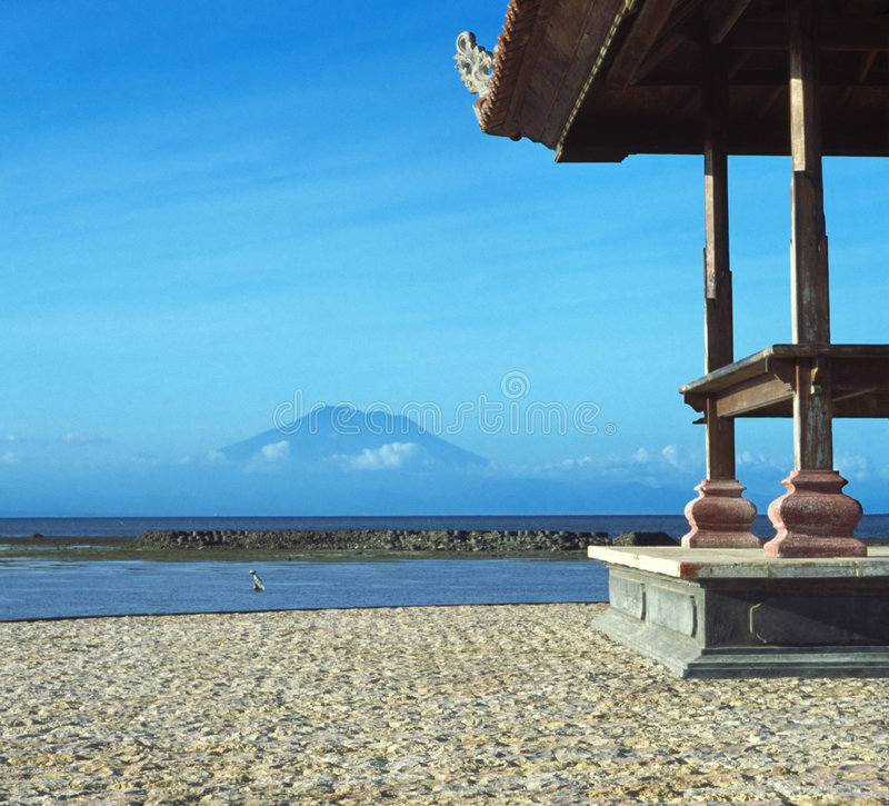 Bali, Indonesia fotografie stock
