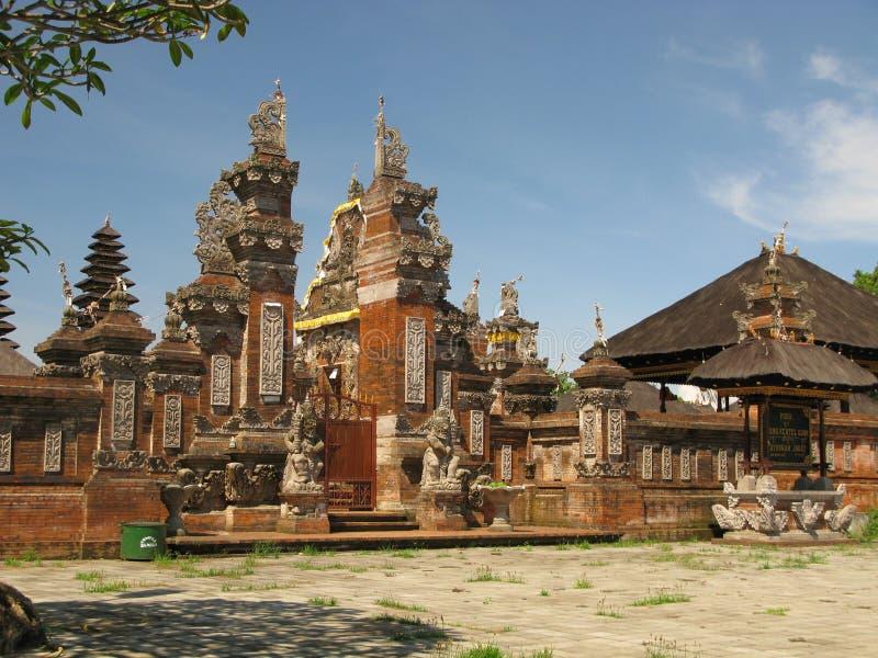 bali indonesia royaltyfria bilder
