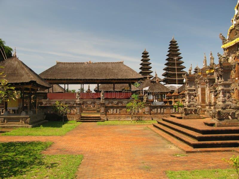bali indonesia royaltyfri bild